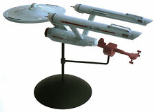 2013 polar lights 908 Star Trek SPACE SEED EDITION USS ENTERPRISE & BOTANY BAY