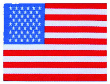 USA flag Patch Aufnäher Amerika Flagge