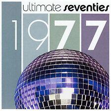 ULTIMATE SEVENTIES 1977 CD Time Life 20 Hits