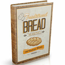 Traditional Bread Making Books on DVD Baking Yeast Flour Pastry Wheat Gluten Rye