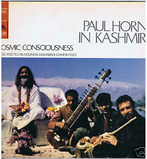 LP INDIA PAUL HORN IN KASHMIR COSMIC CONSCIOUSNESS