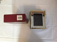 """Vintage Chrome/Brass """"Friends Forever"""" Mini Picture Frame/Book"""