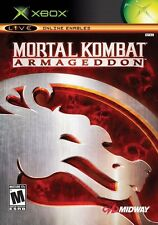 Mortal Kombat: Armageddon - Original Xbox Game