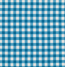 Jane Sassaman Sweet Lady Jane Garden Gingham Fabric in Periwinkle Blue PWJS054