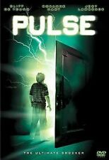 Pulse (DVD, 2005) EXC Horror Cliff De Young Joey Lawrence