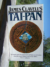 Tai-Pan game by FASA - unpunched
