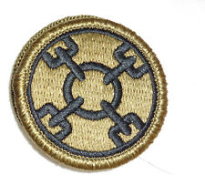 ARMY PATCH,SSI, 310TH SUSTAINMENT BRIGADE, MULTI-CAM, WITH VELCRO
