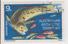 (AT19) 1973 AAT 9c Multicolour Leopard Seal SG27