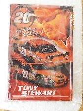 1 Joe Gibbs Racing 2008 Tony Stewart Home Depot #20 Glass Plaque Paperweight