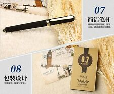 BAOKE PC2288 GEL INK PEN 0.5mm Smooth Writing Business signature Rollerball pens