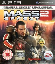 Mass Effect 2 (PS3) BRAND NEW SEALED PLAYSTATION