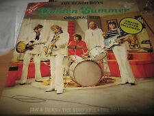 THE BEACH BOYS -GOLDEN SUMMER BOX SET 3 LP+ POSTER 1976