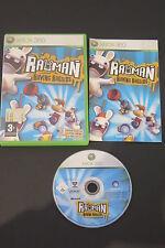 XBOX 360 : RAYMAN RAVING RABBIDS - Completo, ITA ! Fino a 4 giocatori
