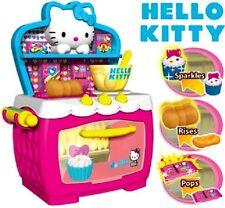 Hello Kitty Magic Ofen (1680445) Küche Spielküche Kinderküche Backofen lernen !!