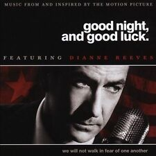 Good Night, And Good Luck. (or Good Night & Good Luck) - Dianne Reeves (CD 2005)