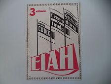 advertising Pubblicità 1948 ELAH CUBIK/GHIACCIO MENTA/CREMA DA TAVOLA