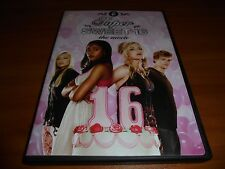 My Super Sweet 16: The Movie (DVD, 2007) Used Regine Nehy