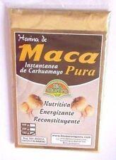 Peruvian Maca Wild Organic Root Powder Raw  200 gr. we ship worldwide