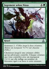 MTG Magic OGW FOIL - Nissa's Judgment/Jugement selon Nissa, French/VF