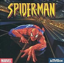 Spider-Man 2001 PC CD-ROM Marvel Computer Game. New, Sealed