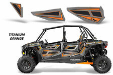 AMR Racing UTV Door Graphic Inserts for Polaris RZR 1000 Dragonfire HiBoy (4) TO