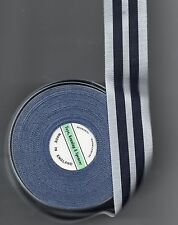 1 X METRE LENGTH OF   MEDAL RIBBON  FOR THE QUEEN'S POLICE  MEDAL