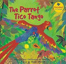 The Parrot Tico Tango by Brian Amador and Anna Witte (2011, Mixed Media)