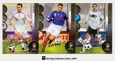 Euro 2008 Soccer Premium Trading Card Full Collection (195 cards)-QUALITY & RARE