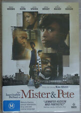 The Inevitable Defeat of MISTER & PETE  -   DVD