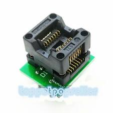 SOP16 to DIP16 Socket Adapter Universal IC ZIF Programmer Converter For PCB