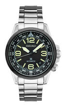 New Seiko SRPA71 Automatic Stainless Steel Prospex Black Dial Men's Watch