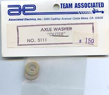 """# 5111 Vintage Associated RC500... AXLE WASHER """"OUTER"""" .... RC 500"""