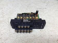 GE Fanuc IC610MDL111A Input 24 V AC/DC Source 8 Point Module IC610MDL111