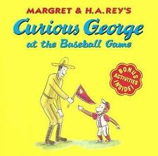 Curious George at the Baseball Game H. A. Rey, Margret Rey Paperback