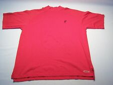 Ashworth Weather Systems Athletic Golf Dry-Tech T-shirt Men's Size L