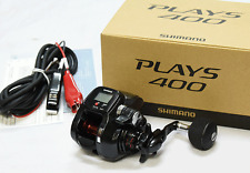 2016 NEW Shimano PLAYS 400 Compact Electric Reel From Japan