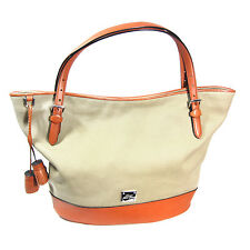 Ralph Lauren Tote Purse NWOT Medium Size Bag W. Tassel  Khaki Tan Classy!