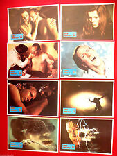 ALTERED STATES 1980 WILLIAM HURT KEN RUSSELL BLAIR BROWN UNIQUE EXYU LOBBY CARDS