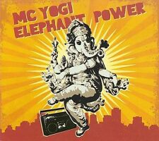 Elephant Power [Digipak] by MC Yogi (CD, Sep-2008, White Swan Records)