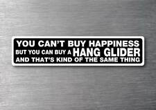 Buy a Hang Glider  sticker 7 yr water & fade proof vinyl sticker