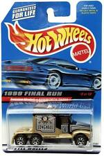 1999 Hot Wheels Final Run #3 Kenworth T600A