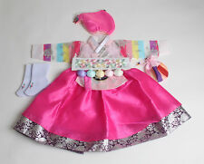 **Hanbok store**Korean girls hanbok DOLBOK 1st birthday traditional costumes 062