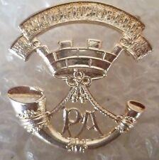 Badge- South Africa 1900-01 PA Cap Badge (Metal*)