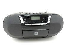 Dual DAB-P 200 Radio Boombox DAB+ Digitalradio Kassette CD USB Aussteller Top