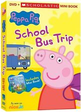Peppa Pig: School Bus Trip (2016, REGION 1 DVD New)