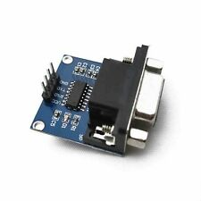 MAX3232 3.3V-5.5V RS232 to TTL Converter Module Serial Module TX RX VCC GND