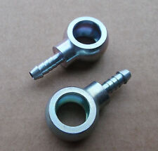 Ringschlauchnippel Ringnippel mit Ringauge 14 mm DIN 7642 DN 8/4