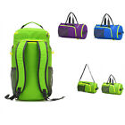 Waterproof Folding Travel Duffle Bag Sports Rucksack Backpack Luggage Hand Bag