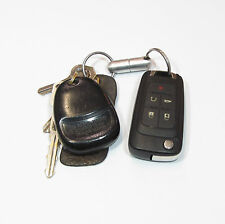 Quick Release Magnet Set Key Ring Fast Connect Break Away Link Rare Earth Al.