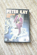 Peter Kay Stand up Ukay DVD The very best of Peter Kay live 15